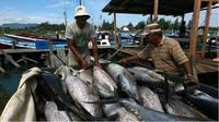 Ilustrasi Ikan Tuna