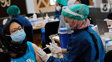 Tekan Pandemi Covid-19, AFPI Gelar Vaksinasi Gotong Royong