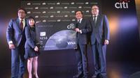 Citi Indonesia mengumumkan peluncuran Citi Prestige. (Foto: Citi Indonesia)