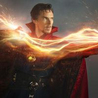 Benedict Cumberbatch di film Doctor Strange. foto: comingsoon.net