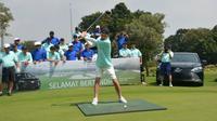 Camry Invitational Golf Tournament (CIGT) yang diikuti para pengusaha, eksekutif, hingga artis.