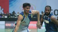 Satria Muda mengalahkan Siliwangi Bandung 78-67 pada pertandingan seri keenam IBL 2017-2018, di GOR UNY, Yogyakarta, Jumat (26/1/2018). (Twitter/Satria Muda)