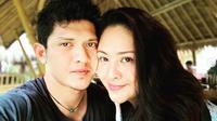 Menginjak 7 tahun usai pernikahan. Audy Item dan Iko Uwais tetap mesra. (Liputan6.com/IG/audyitem)