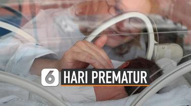 Tiap 17 November diperingati Hari Prematur Sedunia. Indonesia berada di urutan kelima dengan kasus kelahiran prematur terbesar di dunia.