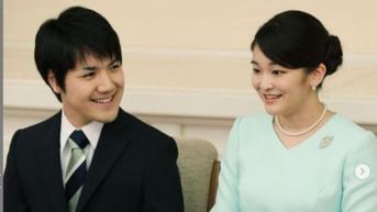 Sosok Kei Komuro, Pria yang Membuat Putri Mako Rela Lepas Gelar Kerajaan