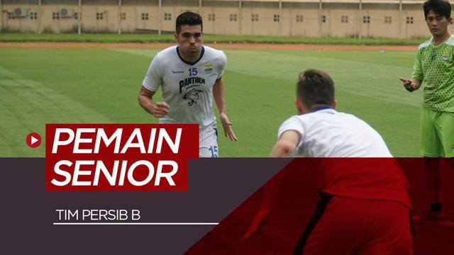 Berita video tim Persib B akan diperkuat Atep, Tantan, dan Fabiano Beltrame dan bersiap untuk Liga 2 2019.