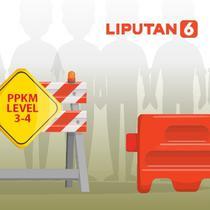 Banner Infografis Sektor-Sektor Dilonggarkan Saat Level PPKM 3 dan 4. (Liputan6.com/Abdillah)