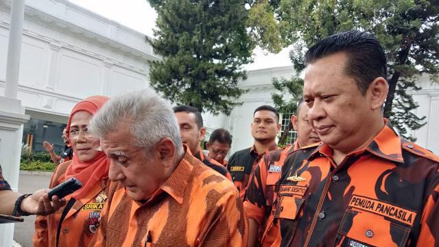 Pemuda Pancasila Undang Jokowi Buka Musyawarah Besar Ke 10 News