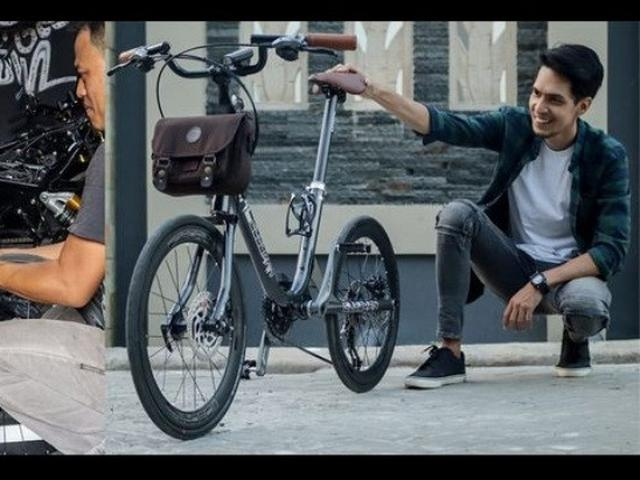 Bengkel Motor Ini Tergiur Bikin Sepeda Kustom Otomotif Liputan6 Com