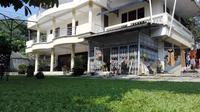 Kediaman Pramoedya Ananta Toer di Bojong Gede, Kabupaten Bogor