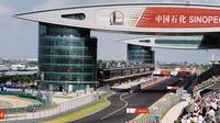 Sirkuit Internasional Shanghai ini sejak awal dianggap sebagai gerbang China menuju kancah balap dunia Formula 1 (F1).
