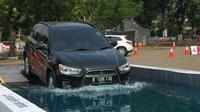 Mitsubishi Indonesia kembali menggelar acara New Outlander Sport dan Delica Driving Experience.