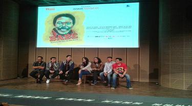 Angkat biografi, Teater AbNon gelar Konser Teatrikal