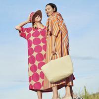 Kembali berkolaborasi, Uniqlo x Marimekko hadirkan motif baru yang terbatas.(Foto: Uniqlo)