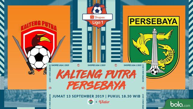 070164200 1568263851 Shopee Liga 1   Kalteng Putra Vs Persebaya Surabaya Persebaya Ditahan Imbang Kalteng Putra 1   1