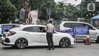 Daftar 17 Kendaraan yang Bebas Aturan Ganjil Genap Mulai 25 Oktober 2021