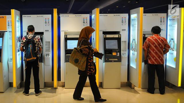 Kuartal I 2019, Bank Mandiri Cetak Laba Rp 7,2 Triliun