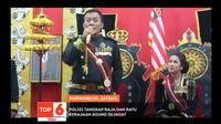 Raja & Ratu Kerajaan Agung Sejagat Ditangkap Polisi Hingga Investasi Abal-Abal Libatkan Artis. sumberfoto: SCTV