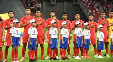 Timnas Singapura, Piala AFF 2018