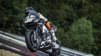 KTM bakal menjalani debut MotoGP di Valencia, Spanyol. (Motorsport)