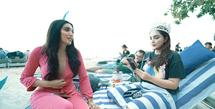 Ashanty dan Millen Cyrus (Youtube/The Hermansyah A6)