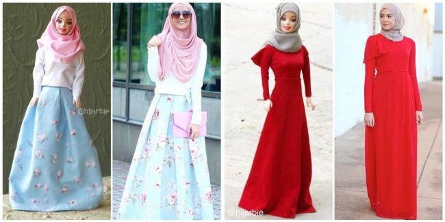 Pola Baju Barbie Muslim Ruang Belajar Siswa Kelas 2