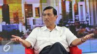 Luhut Binsar Pandjaitan kini menjabat sebagai Menkopolhukam di pemerintahan era Presiden Joko Widodo