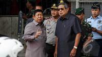 Presiden Susilo Bambang Yudhoyono (Liputan6.com/Faizal Fanani)