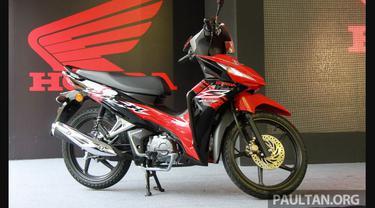 Honda Blade Baru di Malaysia