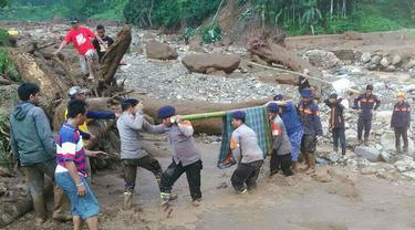 Kabupaten Kuningan Petakan Daerah Rawan Pergerakan Tanah Hingga Banjir Bandang