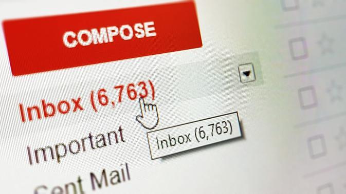 Ilustrasi Email, Gmail. Kredit: gabrielle_cc via Pixabay