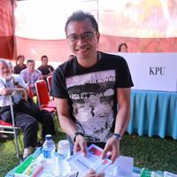 Anang Hermansyah. (Adrian Putra/Fimela.com)