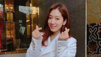 Walaupun terjun di dunia akting, akan tetapi Park Shin Hye ternyata jago dalam urusan bernyanyi dan menari. (Foto: instagram.com/ssinz7)