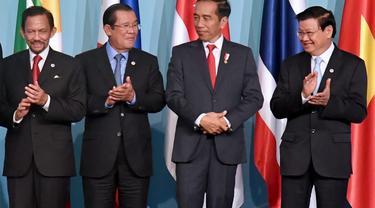 Jokowi di KTT ASEAN (Dok. Biro Pers Istana)