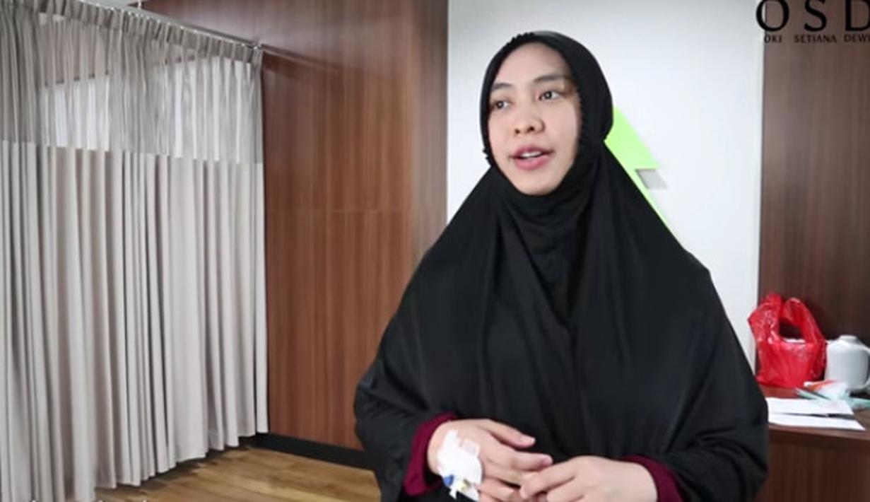 Oki Setiana Dewi (Youtube/Oki Setiana Dewi)