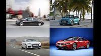 Mobil-mobil mewah akan mewarnai GIIAS 2016 (Oto.com)
