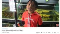 Sosok Diwan (Sumber: YouTube/FikriFadlu via Brilio)