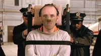 Tokoh film fiksi Hannibal Lecter. (News.co.au)