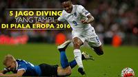 Kumpulan video aksi 5 pesepak bola yang kerap kali dikenal selain karena kehebatannya mencetak gol juga sebagai pemain yang pandai diving.