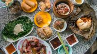 Makanan halal di Hong Kong.