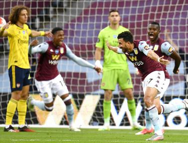 Arsenal, Aston Villa, Premier League