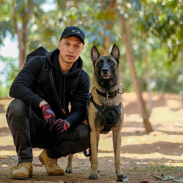 4 Fakta Tentang Bima Aryo Yang Anjingnya Menewaskan Art Showbiz Liputan6 Com
