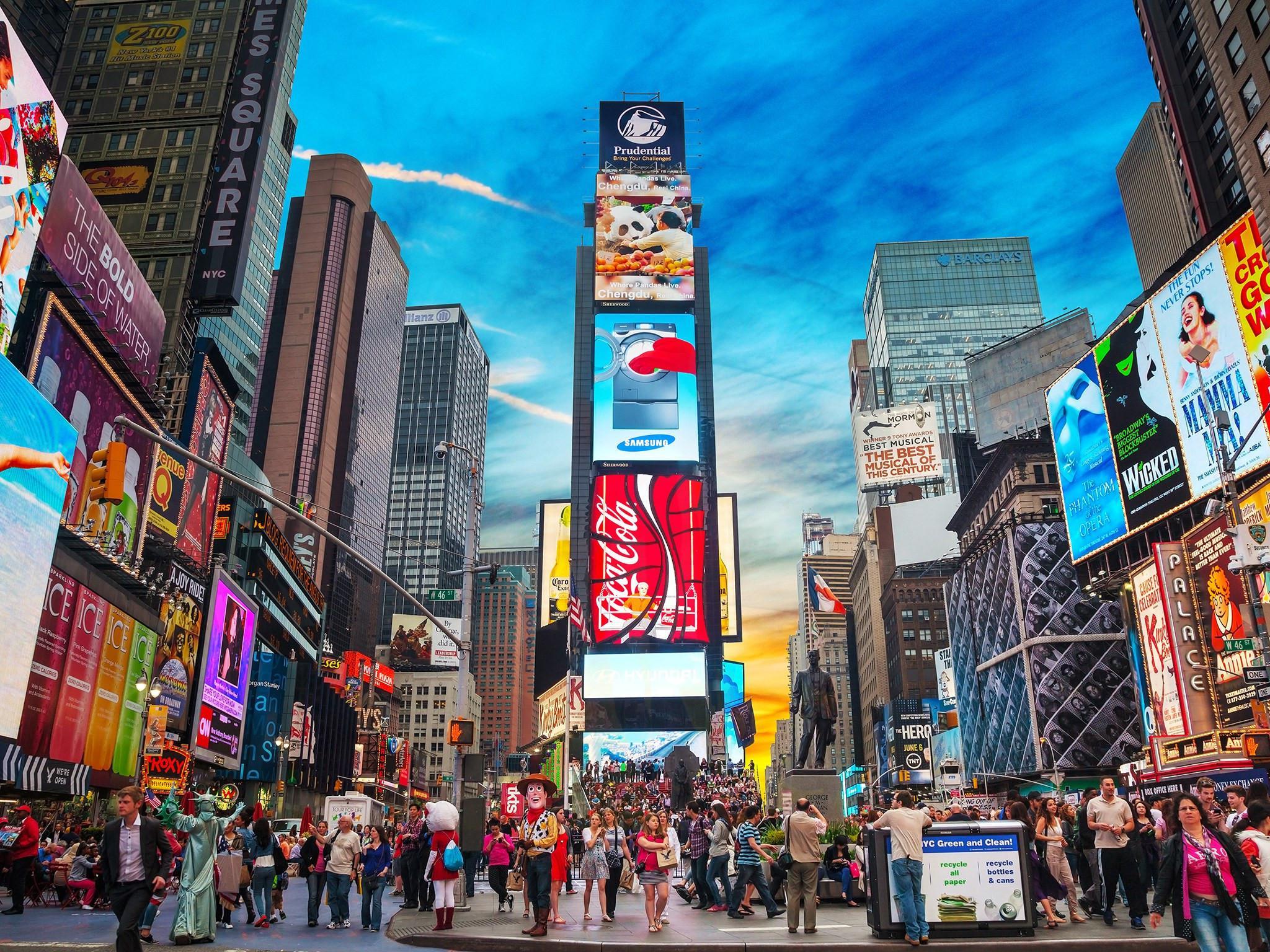 New York City, Amerika Serikat. (Getty)