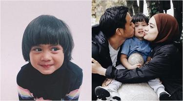 Potret keluarga Ayudia Bing Slamet, Ditto, dan Sekala