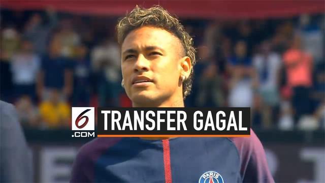 Barcelona sejak berminggu-minggu melakukan negosiasi demi memulangkan Neymar ke Camp Nou. Namun, sejumlah tawaran terus ditolak klub ibu kota Prancis tersebut. Alhasil, Neymar pun bertahan bersama PSG untuk musim 2019-2020.