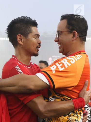 Persija Rengkuh Gelar Juara Liga 1 Indonesia 2018