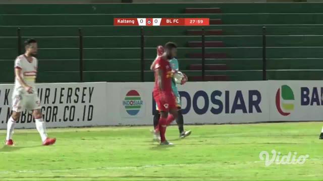 Kalteng Putra (0) vs Peseru Badak Lampung FC (1) - Full Highlights | Shopee Liga 1  Perseru Badak Lampung FC berhasil mengalahkan ...