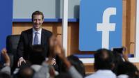CEO Facebook  Mark Zuckerberg (AP Photo/Jeff Chiu)