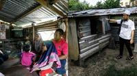 Kisah Pilu Keluarga Tinggal di Bekas Kandang Sapi Selama 8 Tahun (Sumber: mStar)
