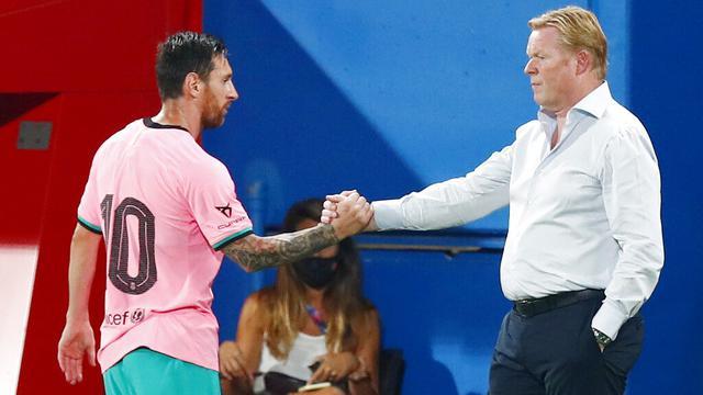 Lionel Messi Borong Dua Gol ke Gawang Girona, Barcelona Siap Tempur di Liga Spanyol